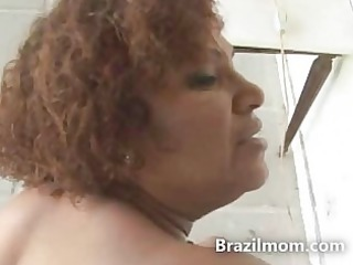 brazilian booty mother i screwed hard by a large