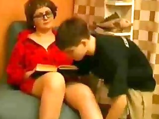 mother seduce youthful son