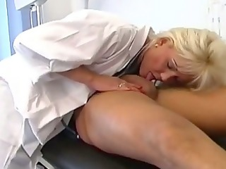 sexually excited blond mother i nurse pounded