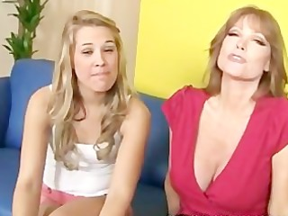 kimberly and her mamma fuck a biggest bulky